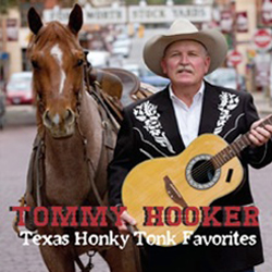 Tommy Hooker - Texas Honky Tonk Favorites